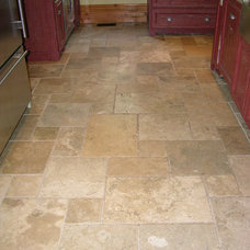 Traditional  by Caledon Tile Bath & Kitchen Centre