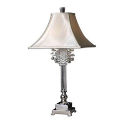 Uttermost - Uttermost 26927 Fascination Table Lamp - Uttermost 26927 Fascination Table Lamp