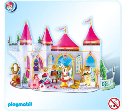 contemporary holiday decorations by PLAYMOBIL