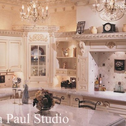 Kitchen decorate french Design Ideas, Pictures, Remodel and Decor