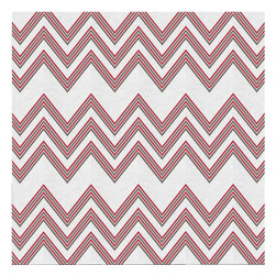 Guildery - Triple Chevron Fabric: Exciting Crest - Fabric by the yard for your custom sewing or upholstery projects. Fabric is sold in full-yard increments.