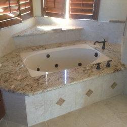 Bathroom Granite -