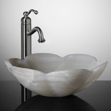 Eclectic Bathroom Sinks by Signature Hardware