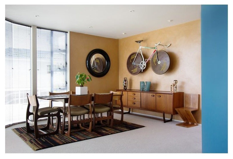 Contemporary Dining Room by ChairSquad