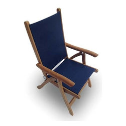 Fifthroom - Florida Teak Reclining Chair -