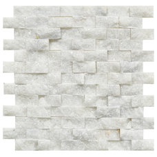 Contemporary Wall And Floor Tile by STONETILEUS