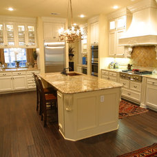 Traditional Kitchen by Turning Leaf Designs
