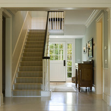 Traditional Staircase by Buffington Homes South Carolina