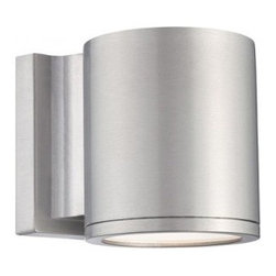 Modern Forms | Tube 5in Outdoor Wall Light -