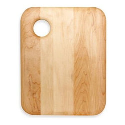 J.k. Adams - J.K. Adams Summit Collection Davis Cutting Board - J.K. Adams' Davis Cutting Board is crafted of maple with a clear, teak oil finish and boasts an ultra-smooth finish. Perfect for entertaining.