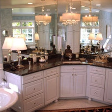Traditional Bathroom by Kurtis Kitchen & Bath Centers