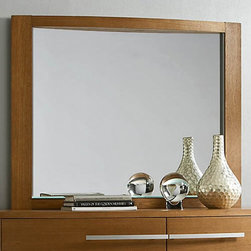 Rossetto - Virgola Mirror Multicolor - 5381800000004 - Shop for Mirrors from Hayneedle.com! Modern Italian design can be yours when you add our Virgola Mirror to your bedroom's decor. Your sophisticated European taste will be the envy of all your friends and family. Made in Italy from solid wood and veneers this glamorous mirror is wrapped in a soft teak finish that adds coziness and comfort to your room. The beveled glass mirror adds a sophisticated touch you will love. Add it to our Virgola dresser for a charming set that will last for years.About Rossetto USAFrom orderly and geometrical to unstructured and casual everything is possible with Rossetto USA's creative designs. Rossetto's fine home furnishing products are exported to all five continents. This requires flexible production well-thought-out marketing and a highly professional distribution network. The experience Rossetto has gained in the field has enabled the company to successfully meet the challenge of making Italian style and taste universally available offering the feeling of home all over the world.The furniture created by Rossetto USA relies on the trees that have supplied the raw material for centuries rooted in a land full of art history and culture - from the grandeur of Rome the glories of the Venetian Republic the havoc and destruction wrought by the barbarians and numerous foreign conquerors right down to the two world wars which were fought with great ferocity in Rossetto's own area.