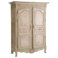 Traditional Armoires And Wardrobes by Wisteria