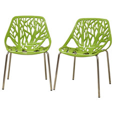Contemporary Dining Chairs by Lowe's