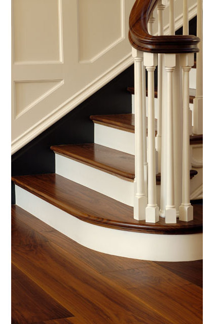 Contemporary Hardwood Flooring by Carlisle Wide Plank Floors