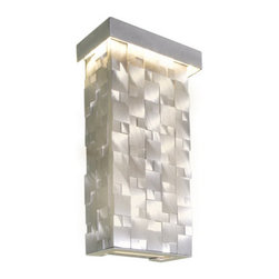 Maxim - Maxim 88283 Mosaic 2 Light Outdoor Wall Sconce - Product Features: