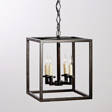 Contemporary Outdoor Lighting by Pottery Barn