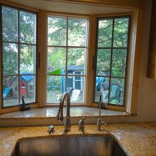 Advice needed re picking kitchen window- pictures please? - Kitchens Forum - Gar