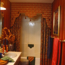 Curtains by Window Dressings