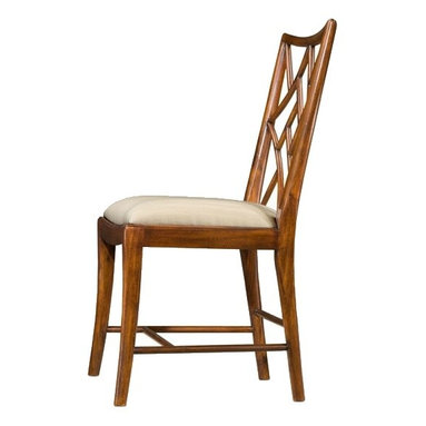 Abbie Cockpen Chinese Chippendale Dining Chair -