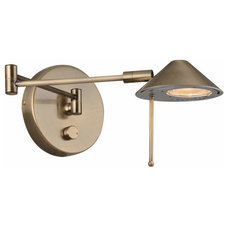 Modern Swing Arm Wall Lamps by Lamps Plus