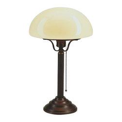 Berlin Brass lamps - Berlin Brass lamps Z1-100ebA Table Lamp - The Z1-100ebA table lamp by Berlin Brass Lamps is a work of art.