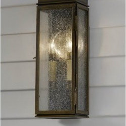 Murray Feiss Whitaker OL7400ASTB Outdoor Wall Light - 6W in. - Astral Bronze