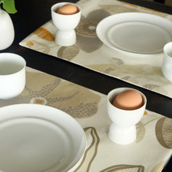 Saga Natural Reversible Placemats