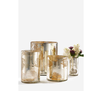 eclectic vases by Jamali Floral &amp; Garden Supplies