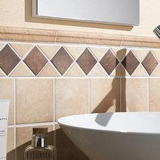 Modern Tile by Classic Tile & Flooring