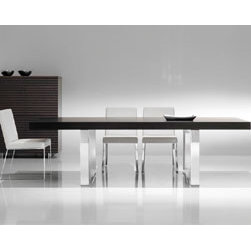 Orion Dining Table By Doimo - # Product Features Orion Rectangular Dining Table