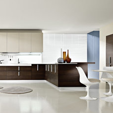 modern kitchen cabinets by Pedini Kitchens