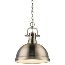 Industrial Pendant Lighting by Buildcom