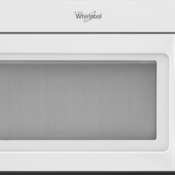 Whirlpool - Whirlpool 1.7 cubic foot Over-the-Range White Microwave - Cook with confidence with this Whirpool microwave. Rest assured knowing your food is being cooked properly with this over-the-range microwave that features sensors to determine the humidity of your food and adjust temperature and time accordingly.