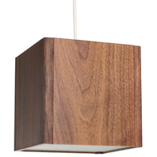 Modern Pendant Lighting by Brave Space Design