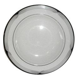 Lenox - Lenox Erin  Rim Soup Bowl - Lenox Erin  Rim Soup Bowl