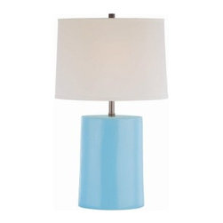 Lite Source Jayvon Table Lamp - About Lite SourceLite Source is headquartered in California and manufactures a beautiful selection of high-quality accent lamps, ceiling lighting, wall lighting, exterior lighting, and home accessories. A purchase from Lite Source will be a long-lasting addition to any decor.Manufacturer's WarrantyThis item includes a 1-year limited manufacturer's warranty.