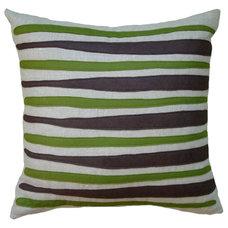 Modern Pillows by Balanced Design