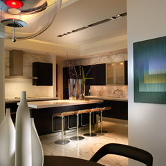 modern kitchen by Pepe Calderin Design- Miami Modern Interior Design