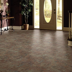 USFloors COREtec Plus Luxury Vinyl - USFloors COREtec Plus Luxury Vinyl Tile Flooring showing in Empire Slate  is a  top alternative  to laminate flooring, glue down luxury vinyl tile, or solid locking luxury vinyl tile.  One hundred percent waterproof!!