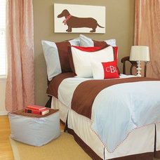 Traditional Kids Bedding by Cinda Brown