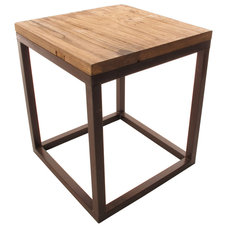 Eclectic Side Tables And End Tables by Kathy Kuo Home