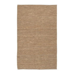 Surya - Continental COT1931 Hand Woven Jute Rug in Beige (5' x 8') - Choose Size: 5 ft. x 8 ft.. Bring a fresh, global inspired look to your home's interior design with this hand woven rug, made of natural jute in a warm beige finish. The rug is made in India and is available in a wide range of shapes and size options. Other colors are available separately. Hand Woven. Made in India. Made from 100% Natural Jute