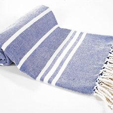 Mediterranean Bath Towels by Turkish Towel Store