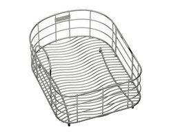 Elkay - Elkay LKWRB1617SS Stainless Steel Rinsing Basket Designed to Fit Elkay Sinks - Elkay LKWRB1617SS Stainless Steel Rinsing Basket Designed to Fit Elkay SinksThe perfect way to organize your washing and drying tasks with style. Rinsing baskets are custom designed to fit Elkay sinks.Accessory Type: Rinsing Basket