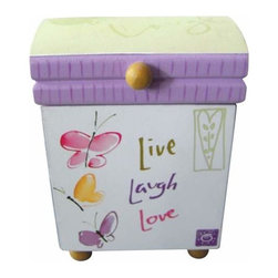 "WL - ""Live, Laugh, Love"" Mini Box Collectible Model Decoration Statue - This gorgeous ""Live, Laugh, Love"" Mini Box Collectible Model Decoration Statue has the finest details and highest quality you will find anywhere! ""Live, Laugh, Love"" Mini Box Collectible Model Decoration Statue is truly remarkable."