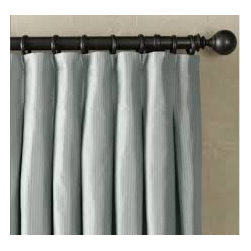 Inverted Pleated Curtains & Draperies of Indianapolis- Custom Styles at Affordab - This is a picture of our inverted pleated curtains. We can create any style and pleat that you want.
