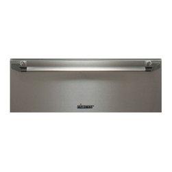 "Dacor Epicure 36"" Warming Drawer, Stainless W/ Chrome Trim | EWD36SCH - 2.05 CU FT CAPACITY"