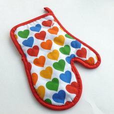 Contemporary Oven Mitts And Pot Holders by Etsy