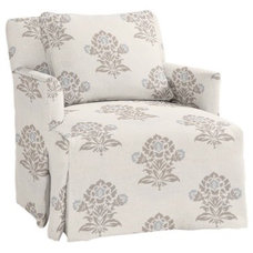 Traditional Living Room Chairs by Serena & Lily